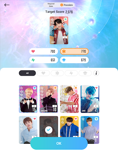 BTS WORLD 1.8.1 screenshots 23