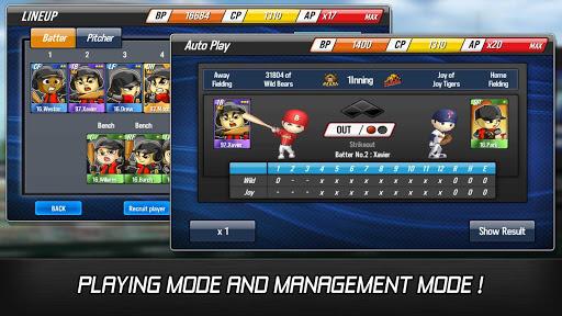 Baseball Star 1.7.0 screenshots 2