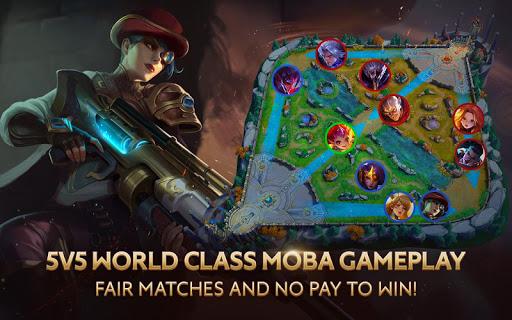 Champions Legion 5v5 MOBA 1.2.0 screenshots 9