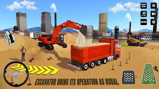 City Construction Simulator Forklift Truck Game 3.29 screenshots 11