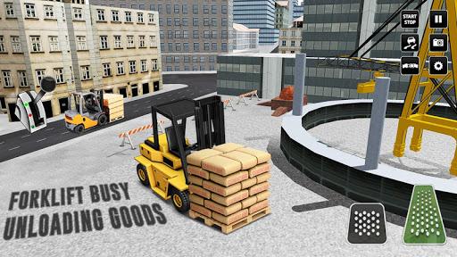 City Construction Simulator Forklift Truck Game 3.29 screenshots 20