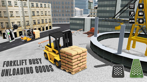 City Construction Simulator Forklift Truck Game 3.29 screenshots 6