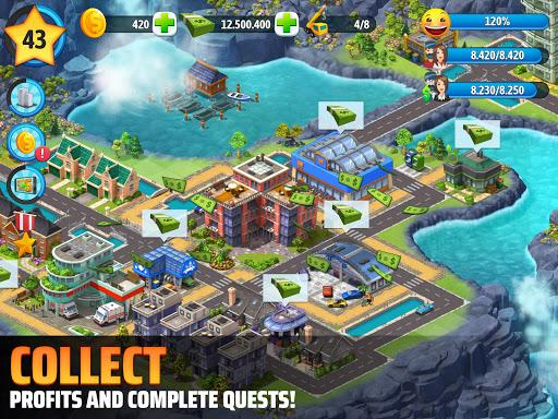 City Island 5 – Tycoon Building Simulation Offline 2.16.7 screenshots 12