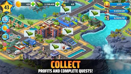 City Island 5 – Tycoon Building Simulation Offline 2.16.7 screenshots 20
