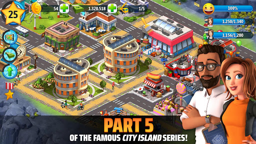City Island 5 – Tycoon Building Simulation Offline 2.16.7 screenshots 3
