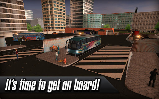 Coach Bus Simulator 1.7.0 screenshots 2