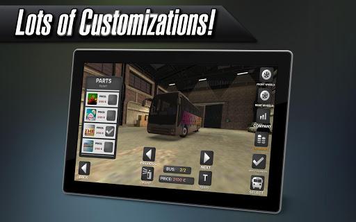 Coach Bus Simulator 1.7.0 screenshots 23