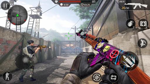 Critical Action Gun Strike Ops – Shooting Game 2.0.416 screenshots 1