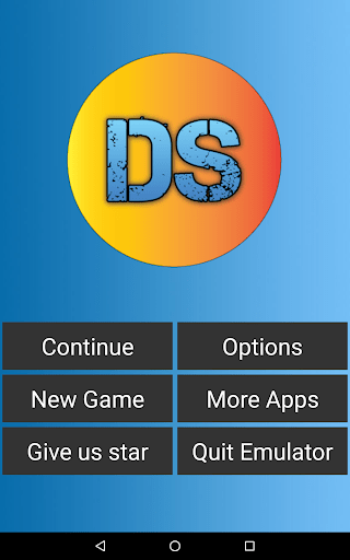 Free DS Emulator – For Android pb1.0.3 screenshots 1