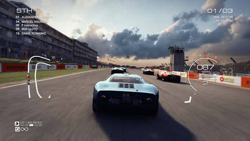 GRID Autosport – Online Multiplayer Test 1.7.2RC1-android screenshots 6
