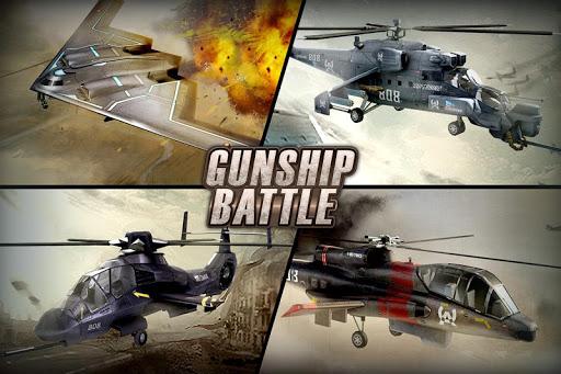 GUNSHIP BATTLE Helicopter 3D 2.7.83 screenshots 9