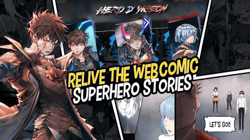 Hero Cantare with WEBTOON 1.2.166 screenshots 4