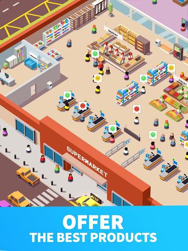 Idle Supermarket Tycoon – Tiny Shop Game 2.2.6 screenshots 15