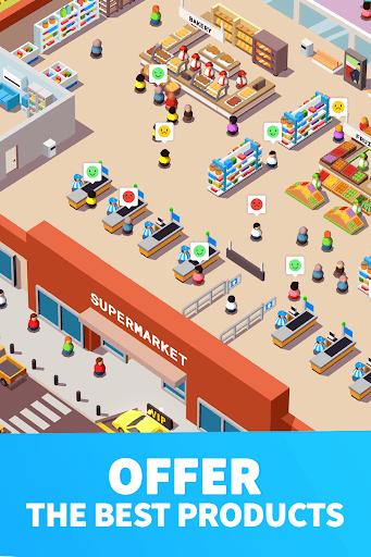 Idle Supermarket Tycoon – Tiny Shop Game 2.2.6 screenshots 5