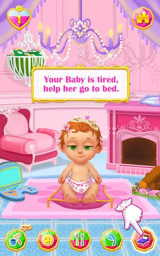 My Baby Princess Royal Care 1.3 screenshots 13
