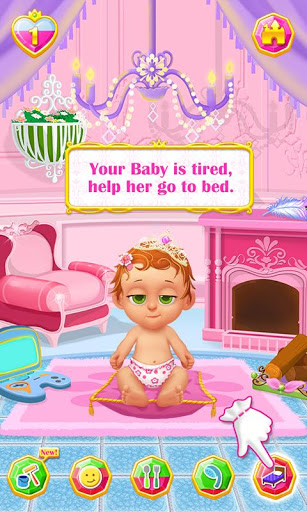 My Baby Princess Royal Care 1.3 screenshots 3