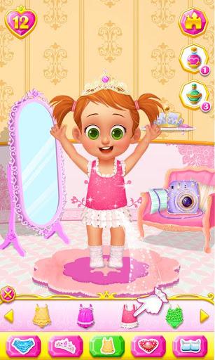 My Baby Princess Royal Care 1.3 screenshots 4