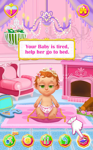 My Baby Princess Royal Care 1.3 screenshots 8