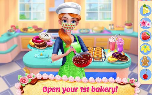 My Bakery Empire – Bake Decorate amp Serve Cakes 1.1.5 screenshots 1