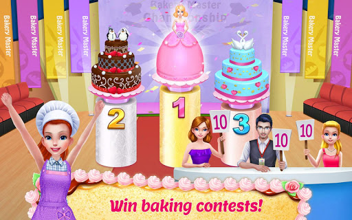 My Bakery Empire – Bake Decorate amp Serve Cakes 1.1.5 screenshots 9