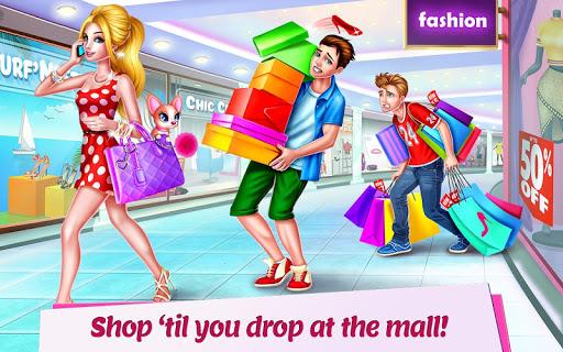 Shopping Mall Girl – Dress Up amp Style Game 2.4.2 screenshots 10