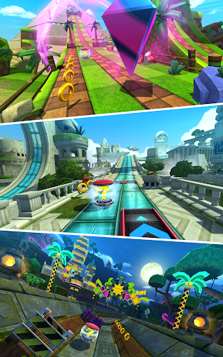 Sonic Forces Multiplayer Racing amp Battle Game 2.19.0 screenshots 13