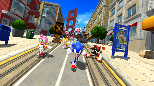Sonic Forces Multiplayer Racing amp Battle Game 2.19.0 screenshots 6