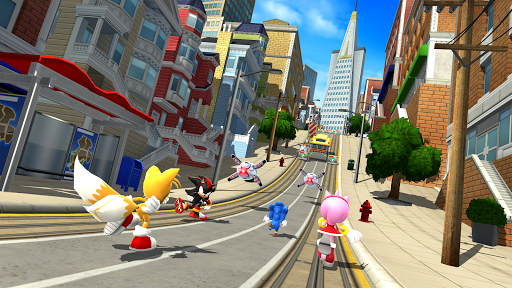 Sonic Forces Multiplayer Racing amp Battle Game 2.19.0 screenshots 7