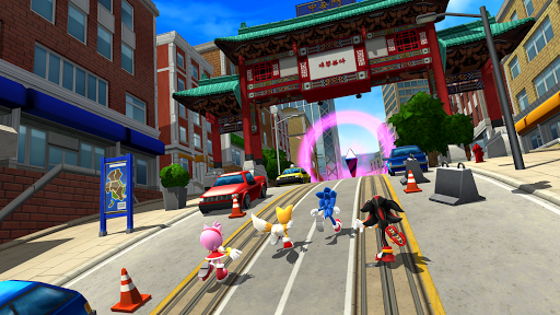 Sonic Forces Multiplayer Racing amp Battle Game 2.19.0 screenshots 8