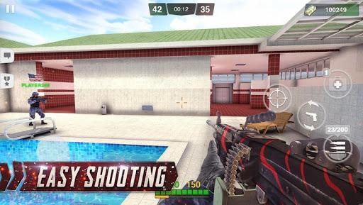 Special Ops FPS PvP War-Online gun shooting games 1.96 screenshots 11