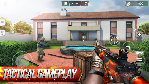 Special Ops FPS PvP War-Online gun shooting games 1.96 screenshots 5