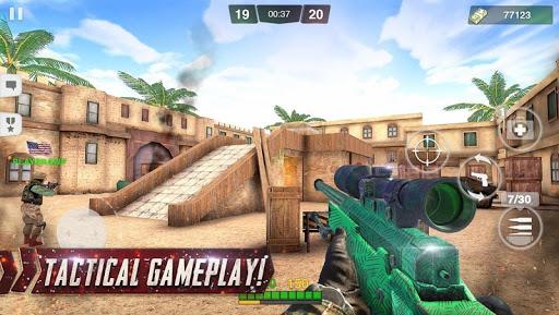 Special Ops FPS PvP War-Online gun shooting games 1.96 screenshots 8