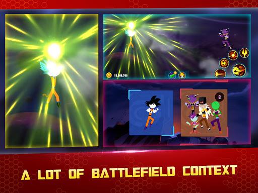 Stick Z Super Dragon Fight 2.5 screenshots 18