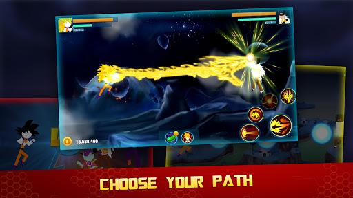 Stick Z Super Dragon Fight 2.5 screenshots 5