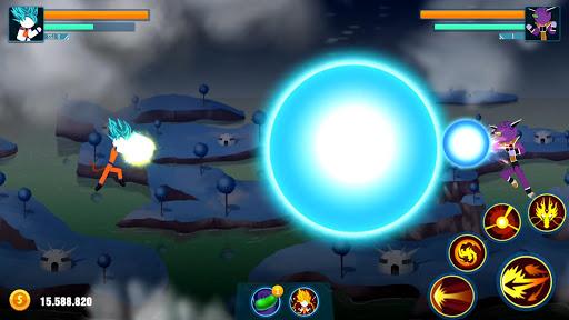 Stick Z Super Dragon Fight 2.5 screenshots 6