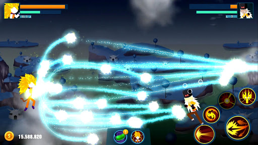Stick Z Super Dragon Fight 2.5 screenshots 8