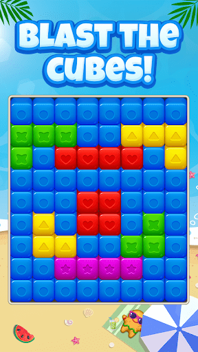 Toy Bomb Blast amp Match Toy Cubes Puzzle Game 3.91.5020 screenshots 1