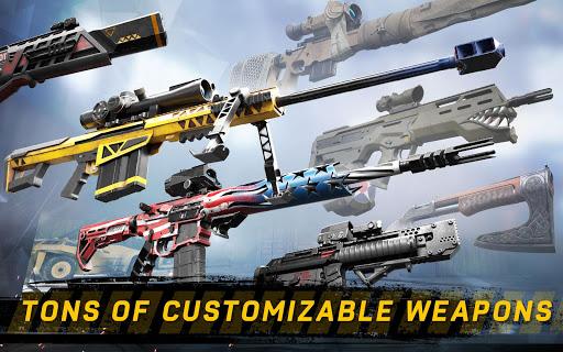 Warface Global Operations. Gun shooting game fps 1.5.0 screenshots 3