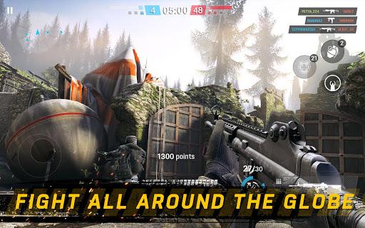Warface Global Operations. Gun shooting game fps 1.5.0 screenshots 5