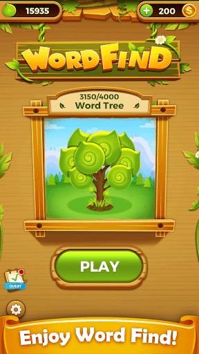Word Find – Word Connect Free Offline Word Games 2.8 screenshots 13