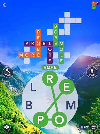 Words of Wonders Crossword to Connect Vocabulary 2.1.2 screenshots 20