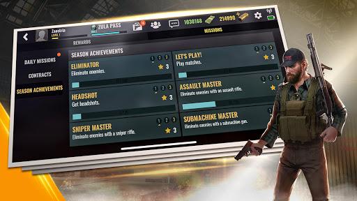 Zula Mobile Multiplayer FPS 0.13.2 screenshots 15