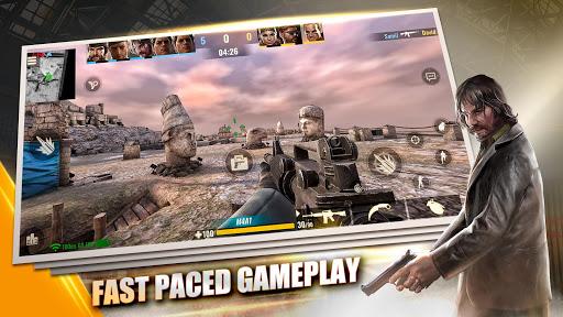 Zula Mobile Multiplayer FPS 0.13.2 screenshots 2