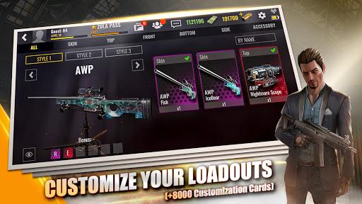 Zula Mobile Multiplayer FPS 0.13.2 screenshots 20