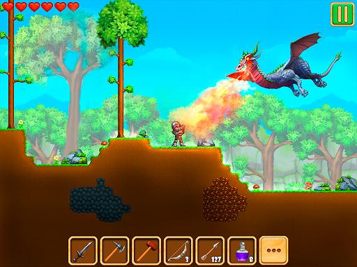 Adventaria 2D World of Craft amp Mining 1.5.3 screenshots 17
