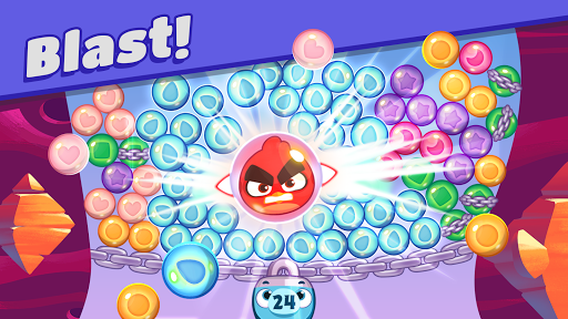 Angry Birds Dream Blast – Toon Bird Bubble Puzzle 1.22.1 screenshots 1