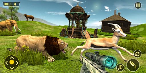 Animal Sniper Shooter Jungle Hunting Hunter 3D 1.0.7 screenshots 2