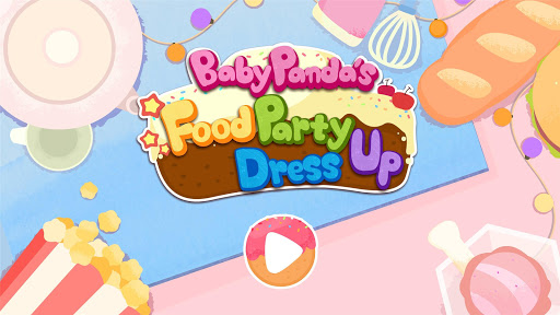 Baby Pandas Food Party Dress Up 8.47.00.00 screenshots 12