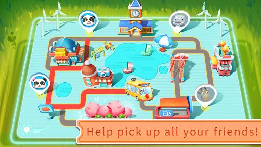 Baby Pandas School Bus – Lets Drive 8.43.00.10 screenshots 8