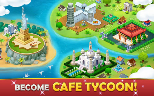 Cafe Tycoon Cooking amp Restaurant Simulation game 4.5 screenshots 11